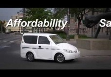 "EcoV Electric Presents $12,000 EV Using ""Breakthrough"" Manufacturing Method"
